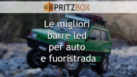 """Copertina dell'articolo """"Le migliori barre led per auto e fuoristrada"""""""