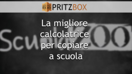 """Copertina dell'articolo """"La migliore calcolatrice per copiare a scuola"""""""