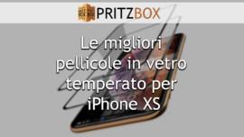 """Copertina dell'articolo """"Le migliori pellicole in vetro temperato per iPhone XS"""""""