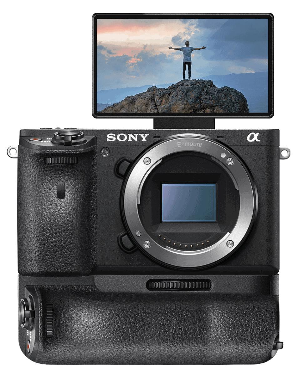 Sony A6700 - Immagine rumors