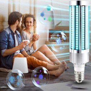 Come non usare una lampada UV